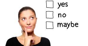 Вопрос и 3 варианта ответа. Так всегда ли необходимо резюме?